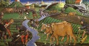 L'economia feudale non è mai esistita