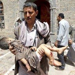 Il colonialismo è sempre quello degli altri: lo scandalo delle armi italiane in Yemen
