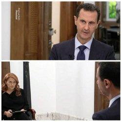 L'intervista che Rai News 24 non ha voluto trasmettere. Presidente Assad: l'Europa è stata il principale attore nel creare il caos in Siria.