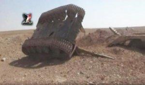 Siria: i ribelli filo USA si arrendono