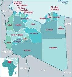 Il destino della Libia è una trapunta?