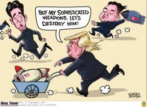 Iran, un missile e due messaggi