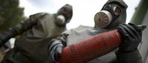 L'ipocrisia delle armi chimiche