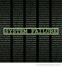 System Failure:  Una società complessa sull'orlo di un crollo?