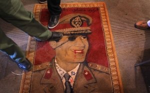 Una Libia sparita e spartita