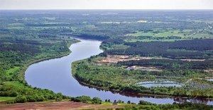 La distruzione dei sistemi fluviali