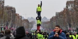 Perché il governo francese non comprende la rivolta dei Gilet Gialli