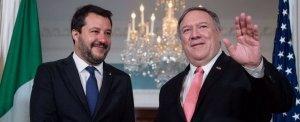 L'Iran, gli Usa e il nucleare: Trump vuole la guerra (e Salvini è il suo cameriere)