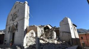 Il terremoto, i simboli e la giustizia divina