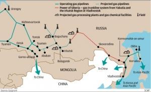 L'Eurasia costruita da Cina e Russia