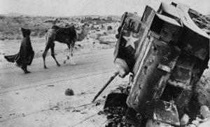 Kasserine, febbraio 1943: quando le suonammo agli americani di santa ragione