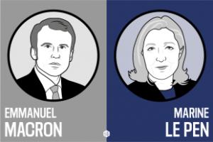Il derby Macron-Le Pen e il fallimento della società mondialista