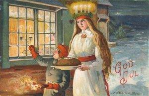 """Lussi, la """"Luminosa"""": il doppio pagano e """"oscuro"""" di Santa Lucia"""