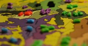 Europa futura. prospettive politiche, con un po' di risiko