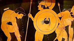 La difesa dei deboli nell'etica cavalleresca e nei Miti Greci
