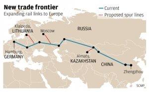 Perché la nuova Via della Seta cinese terrorizza l'occidente?