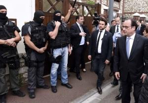 La svolta dell'attacco terroristico all'Europa