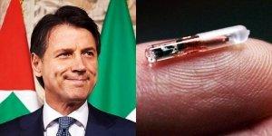 Il governo Conte vicino ad autorizzare il microchip in Italia