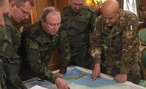 Il generale Kikot e il complotto russo