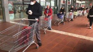 La quarantena del consumatore