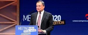 Mario Draghi senza vergogna: da architetto dell'austerità a
