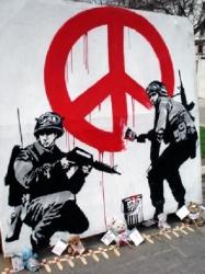 La guerra dei pacifisti