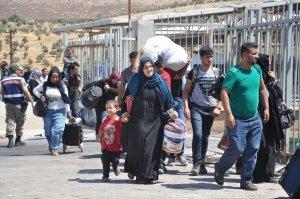 Per svuotare la Siria  una politica pro immigrazione