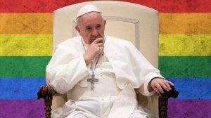 Se Bergoglio fa l'avvocato degli omosessuali