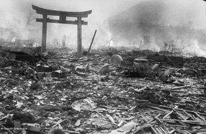 Hiroshima e Nagasaki … l'Oblio
