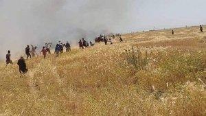 L'Isis brucia i campi di grano siriani e affama la popolazione di Idlib