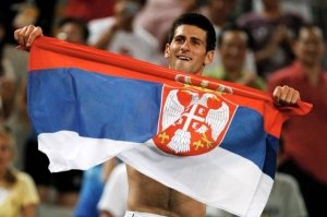 Pallate su Novak Djokovic