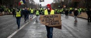 "Francia, giubbotti gialli: ""nazionalismo"" contro ""sovranismo"""