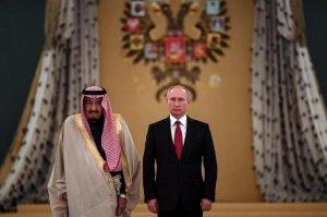 La Russia detiene il futuro dell'Arabia Saudita