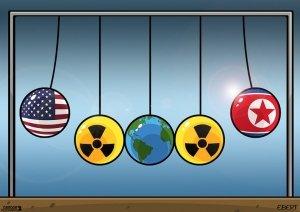 Usa e Corea, la sfida a chi è più canaglia