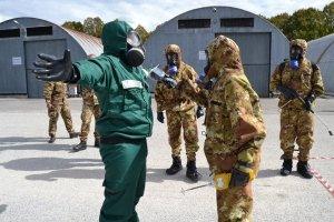 La Nato in armi per «combattere il coronavirus»