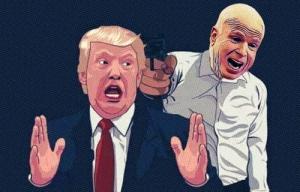 Gli Stati Profondi che vogliono inghiottire Trump