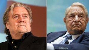 Steve Bannon e George Soros alla conquista dell'Europa
