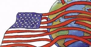 Il bastone statunitense e il