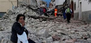 Il terremoto e le macerie dell'anima che si assomigliano tutte