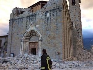 L'unica vera emergenza italiana? Il terremoto, e non ce ne occupiamo