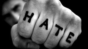 Il discorso di odio