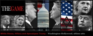 White House and Apocalypse Trump