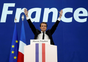 Macron e la relazione amorosa con le petro-monarchie del Golfo Persico