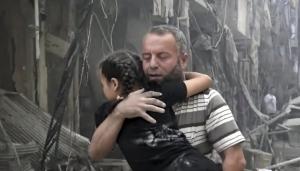 La Siria è un dramma solo quando fa comodo