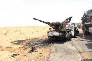 La Libia nel gran gioco USA-Russia
