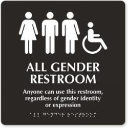 """Gabinetti """"all gender"""" contro le """"discriminazioni""""? Un'altra questione posta male…"""