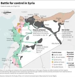 Siria: tregua in frantumi