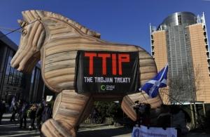 TTIP ovvero il via libera alla dittatura del mercato