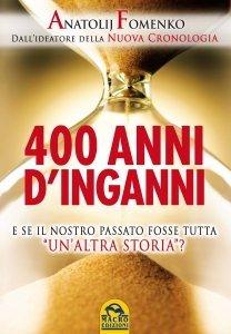 400 Anni d'Inganni USATO - Libro