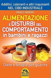 Alimentazione e Disturbi del Comportamento in Bambini e Ragazzi - Ebook